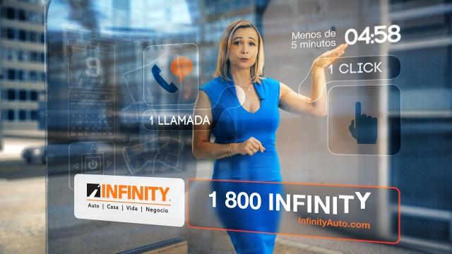 Infinity Insurance - Futuristic