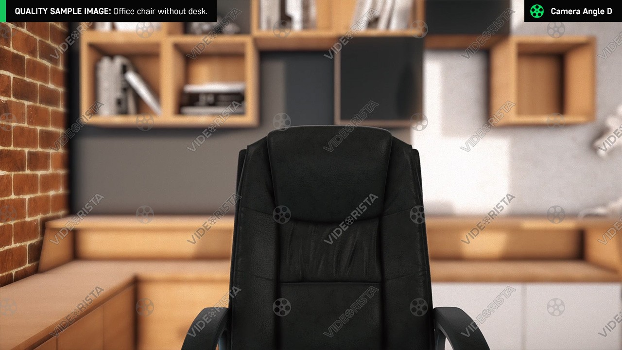 Small Corporate Office Virtual Set With Custom Camera Angles And