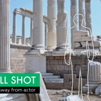 Ancient Roman Ruins - Virtual Set