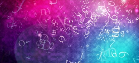Mathematical Theory - Colorful looping background