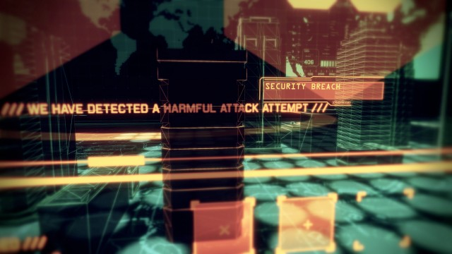 Cyber City - Security Breach Attack Alert P1