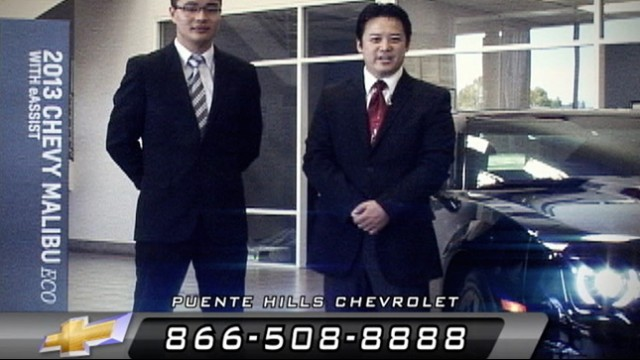 Chevrolet - Chinese Spot